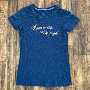 Abercrombie & Fitch Vintage graphic Tee M